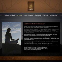 Méditation & Chemin intérieur