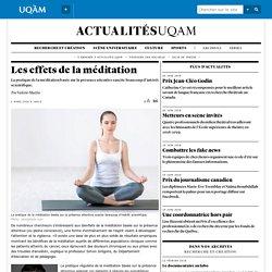 Les effets de la méditation basée sur la présence attentive, selon la science