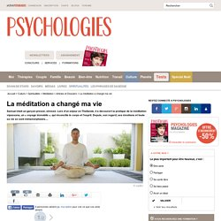 Méditation vipassana : témoignage