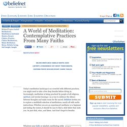 Presents Meditation: Guided Audio/Video Meditation Along With Meditation Tips and Transcripts