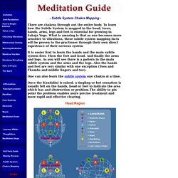 Sahaja Yoga Meditation Tutorial Guide : Shri Mataji's Invitation