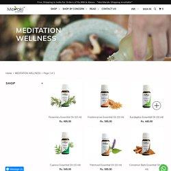 MEDITATION WELLNESS - Meraki Essentials