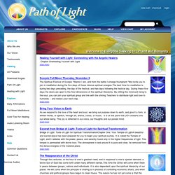 Path of Light | Meditational Downloads for Healing, Pain, Spirtual