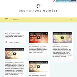 Méditations guidées