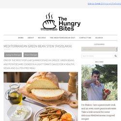 Fasolakia : haricots verts mijotés à la grecque