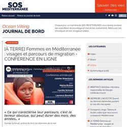 [À TERRE] Femmes en Méditerranée : visages et parcours de migration - CONFÉRENCE EN LIGNE
