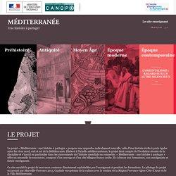Accueil-Méditerranée partagée-Centre National de Documentation Pédagogique