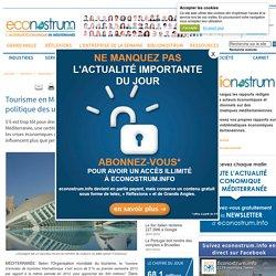 Tourisme en Méditerranée : l'instabilité politique des uns profite aux autres...