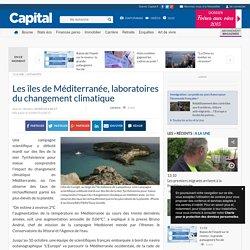 Les îles de Méditerranée, laboratoires du changement climatique