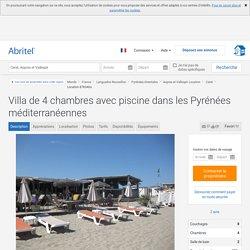 Villa de 4 chambres avec piscine dans les Pyrénées méditerranéennes - Vallespir