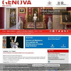 Genova nel Medioevo. Una capitale del Mediterraneo al tempo degli Embriaci