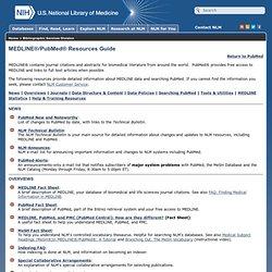 MEDLINE/PubMed