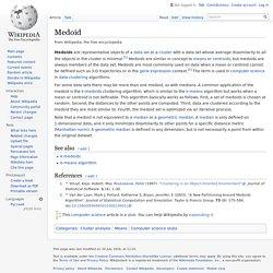 Medoid