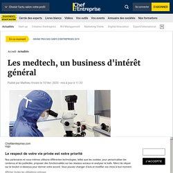 Les medtech, un business d'intérêt général