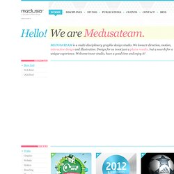 Medusateam | New Web Reel - Medusa