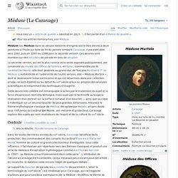 Méduse (Le Caravage)