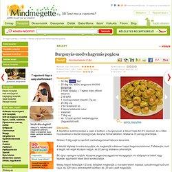 Burgonyás-medvehagymás pogácsa Recept képpel