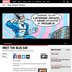 Meet the Blue Ear