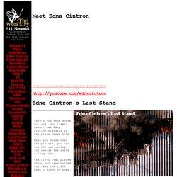 Meet Edna Cintron