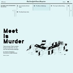 Meet Is Murder