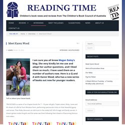 Meet Karen Wood - Reading Time