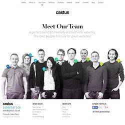 Meet Our Team - Castus Design