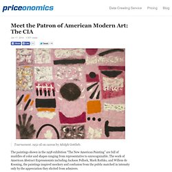 Meet the Patron of American Modern Art: The CIA
