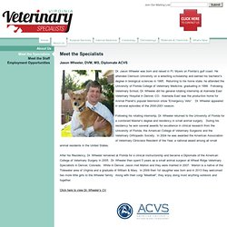 Virginia Veterinary Specialists