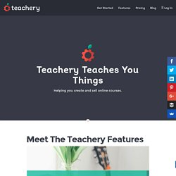 Meet The Teachery Features