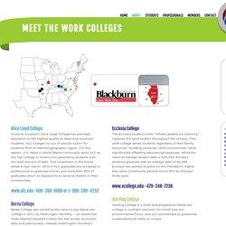 Work Colleges Consortium