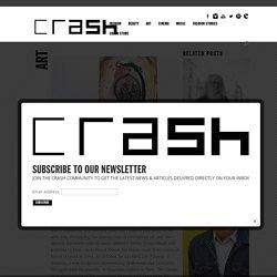A MEETING WITH URS FISCHER - CRASH Magazine