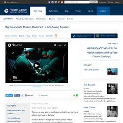 Big Data Meets Modern Medicine in Life Equation