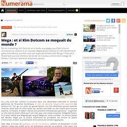 Mega : et si Kim Dotcom se moquait du monde ?