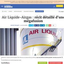 Air Liquide-Airgas: récit détaillé d'une mégafusion, Fusion-acquisition