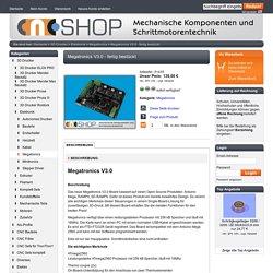 Megatronics V3.0 - fertig bestückt, 139,00 € - CNCShop.at