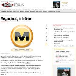 Megaupload, le bêtisier