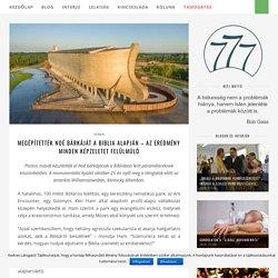 Megépítették Noé bárkáját a Biblia alapján - az eredmény minden képzeletet felülmúló – 777