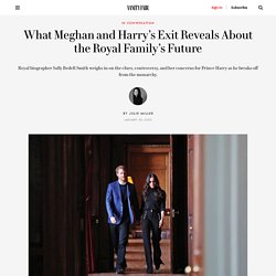 Meghan and Harry's Royal Exit: What Surprises and Concerns a Royal Expert
