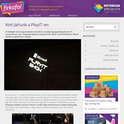 Ott voltunk az idén is megrendezett 11. PlayIT shown Budapesten