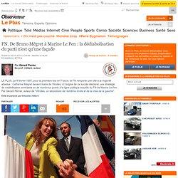 FN. De Bruno Mégret à Marine Le Pen : la dédiabolisation du parti n'est qu'une façade