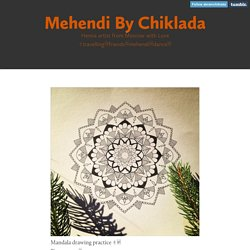 Mehendi By Chiklada