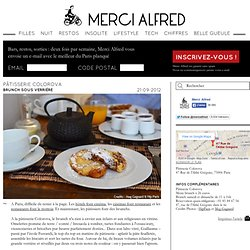 Le meilleur brunch de Paris