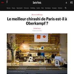Le meilleur chirashi de Paris est-il à Oberkampf ? - Sortir