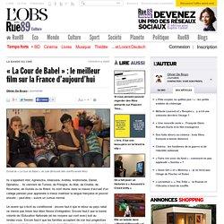 «La Cour de Babel»: le meilleur film sur la France d'aujourd'hui
