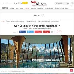 """Que vaut le """"meilleur hôtel du monde"""", le Kronenhof de Pontresina?"""