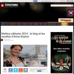 Meilleur pâtissier 2014 : le blog et les recettes d'Anne-Sophie