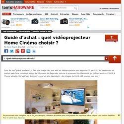 Meilleur vidéoprojecteur HD