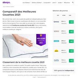 Doc 10: Meilleure Couette : Comparatif et Guide d'achat 2021