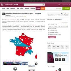 SFR s'offre une meilleure couverture 4G grâce à Bouygues Telecom !