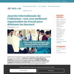 DOC 10 IDEL : Vers une meilleure organisation du travail pour diminuer le burnout